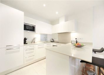 Thumbnail 2 bed flat to rent in Ensign House, Juniper Drive, Battersea Reach, London