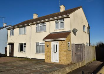 Thumbnail 3 bed semi-detached house for sale in Forest Drive, Chelmsford