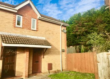 Thumbnail 2 bed property to rent in Heol Y Carw, Thornhill, Cardiff