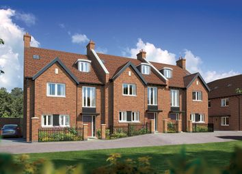 Thumbnail 4 bed town house for sale in Grove Road, Lymington