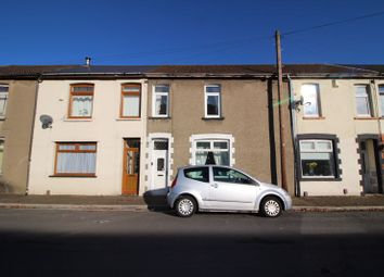 Thumbnail 3 bed terraced house for sale in Landraw Road, Maesycoed, Pontypridd