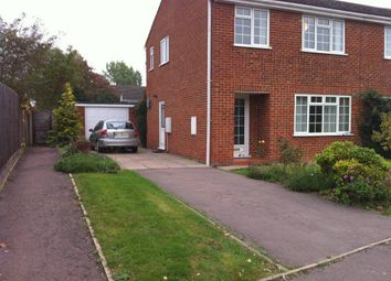 Thumbnail 4 bed semi-detached house to rent in Otters Brook, Buckingham, Buckinghamshire