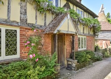 Thumbnail 4 bed cottage to rent in Trycewell House, Trycewell Lane, Ightham, Sevenoaks
