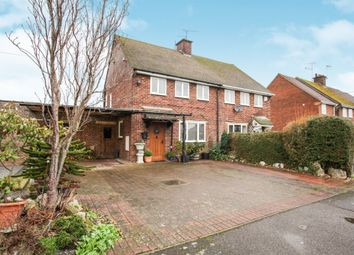 3 bed semi-detached house for sale in Mill Road, Slapton, Leighton Buzzard LU7