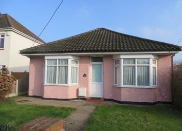 Thumbnail 2 bed bungalow to rent in Gloster Terrace, Stambridge Road, Rochford
