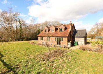Thumbnail 3 bed detached house for sale in Hyde Lane, Churt, Farnham, Surrey