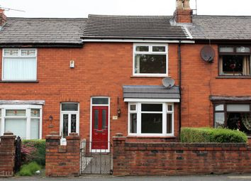 Thumbnail 2 bedroom terraced house to rent in Church Street, Haydock