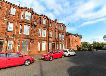 Thumbnail 3 bed flat for sale in Castlegreen Street, Dumbarton, West Dunbartonshire