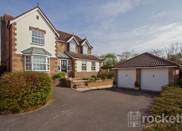 Thumbnail 5 bed detached house to rent in Bluebell Drive, Newcastle-Under-Lyme