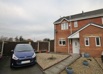Thumbnail 3 bed semi-detached house for sale in Nathan Drive, Haydock, St. Helens