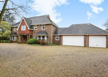 Thumbnail 5 bed detached house for sale in Winkfield, Berkshire