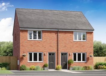 "Thumbnail 2 bed property for sale in ""The Abbey"" at Shobnall Road, Burton-On-Trent"