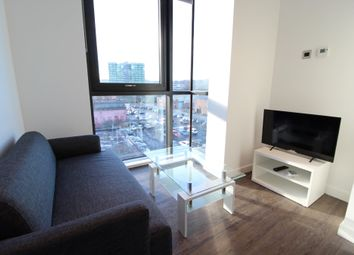 Thumbnail 1 bed flat to rent in Hodgson Street, Sheffield