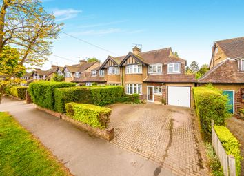 Thumbnail 4 bed semi-detached house for sale in Beechwood Avenue, St.Albans