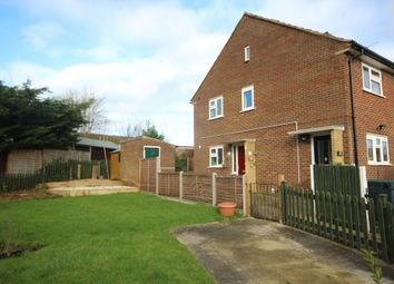 Thumbnail 2 bed maisonette to rent in Tallents Crescent, Harpenden