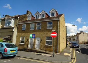 Thumbnail 2 bed flat to rent in Gillingham Road, Gillingham, Kent.