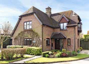Thumbnail 4 bed detached house for sale in The Spinney, Bramdean, Alresford