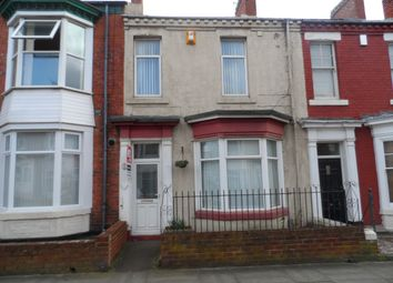 Thumbnail 3 bed terraced house for sale in Northcote Street, South Shields