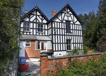 Thumbnail 2 bedroom semi-detached house for sale in Llanidloes
