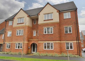 Thumbnail 2 bed flat for sale in Caroline Court, Burton-On-Trent