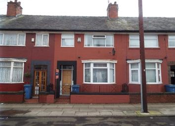 Thumbnail 3 bed terraced house for sale in Glengariff Street, Liverpool, Merseyside, England