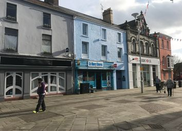 Thumbnail Retail premises to let in St. Mary Stores, Fully Fitted Out 'corner Shop', 11 Dunraven Place, Bridgend