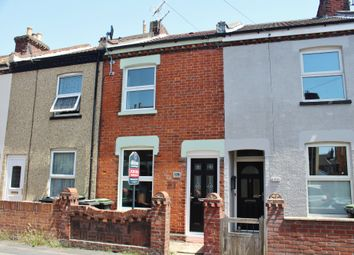 Thumbnail 2 bed terraced house to rent in Queens Road, Gosport