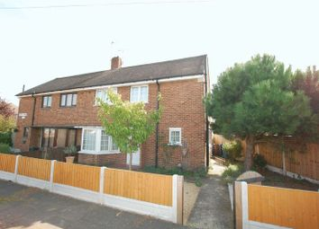 Thumbnail 3 bed semi-detached house for sale in Central Avenue, Aveley, South Ockendon