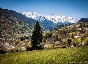 Thumbnail Land for sale in St-Gervais-Les-Bains, Rhone-Alpes, 74, France