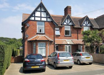 Thumbnail 2 bed cottage to rent in Medina, Granville Road, Totland Bay