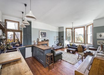 Thumbnail 4 bed flat for sale in Bolton Road, Chiswick