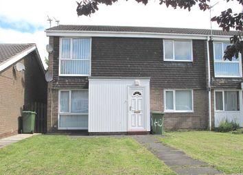 Thumbnail 2 bed flat to rent in Windermere Close, Southfield Lea, Cramlington