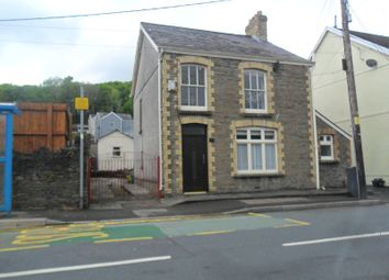 Thumbnail 3 bedroom detached house to rent in Swansea Road, Trebanos, Pontardawe, Swansea.