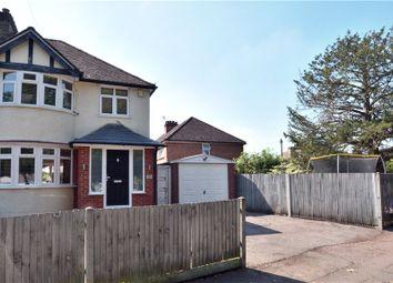 Thumbnail 3 bed semi-detached house for sale in Long Lane, Hillingdon, Uxbridge