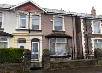 Thumbnail 3 bed semi-detached house for sale in Merthyr Road, Troedyrhiw, Merthyr Tydfil