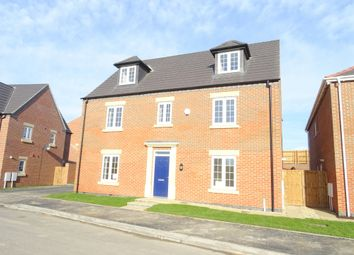 Thumbnail 5 bed detached house for sale in Heanor Road, Smalley, Ilkeston