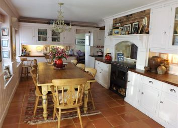 Thumbnail 4 bed cottage for sale in The Square, Herstmonceux, Hailsham