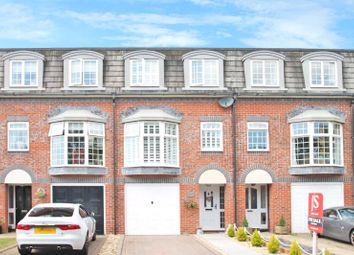 Thumbnail 4 bed terraced house for sale in Hamilton Close, Rustington, Littlehampton, West Sussex