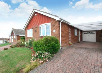 Thumbnail 3 bed detached bungalow for sale in Norview Road, Seasalter, Whitstable