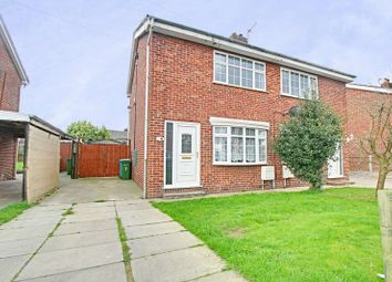 Thumbnail 2 bed semi-detached house for sale in Cherry Crescent, Holme-On-Spalding-Moor, York