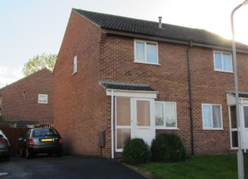 Thumbnail 2 bed semi-detached house to rent in Blagrove Close, Street
