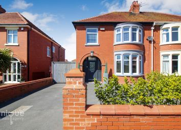 Thumbnail 3 bed semi-detached house for sale in Allenby Road, Lytham St. Annes