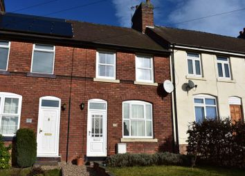 3 bed terraced house for sale in Littleworth Road, Hednesford, Cannock WS12