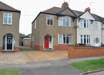 Thumbnail 3 bed semi-detached house for sale in Birch Barn Way, Whitehills, Northampton