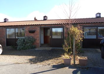 Thumbnail 2 bed terraced bungalow to rent in Station Lane, Burton Leonard, Harrogate