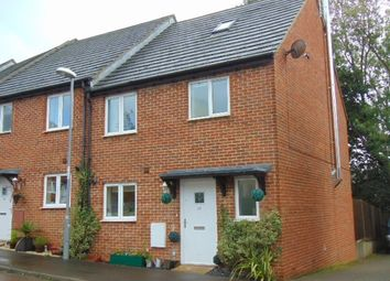 Thumbnail 4 bedroom end terrace house for sale in Cecil Place, Poole