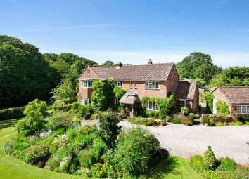 5 bed detached house for sale in Hulham Road, Lympstone, Exmouth EX8