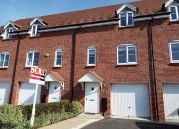 Thumbnail 3 bed town house to rent in Pennyroyal Way, Kirkby In Ashfield