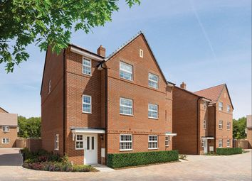 Thumbnail 4 bedroom semi-detached house for sale in London Road, Buntingford