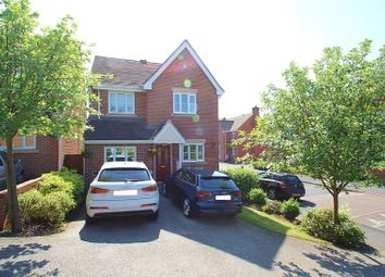 Thumbnail 3 bed detached house for sale in Kiln Garth, Rothley, Leicestershire